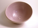 Pink bowl